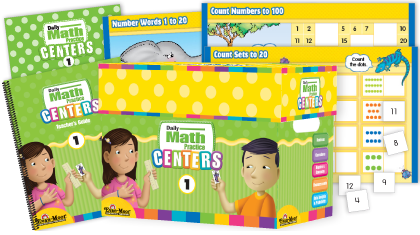 Daily Math Practice Centers