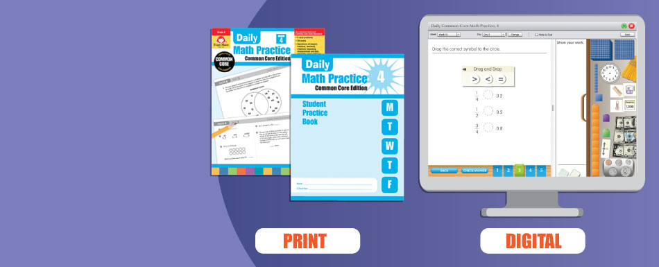 Do you prefer digital or print We've got it covered