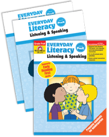 Picture of Everyday Literacy: Litesting & Speaking
