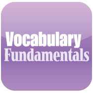 Vocabulary Fundamentals