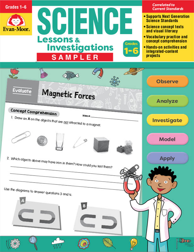 Science Lessons and Investigations