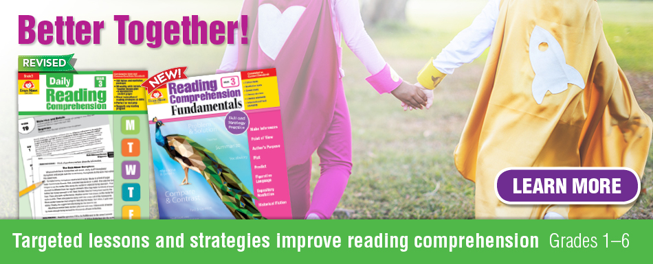 Better Together: Daily Reading Comprehension and Reading Comprehension Fundamentals