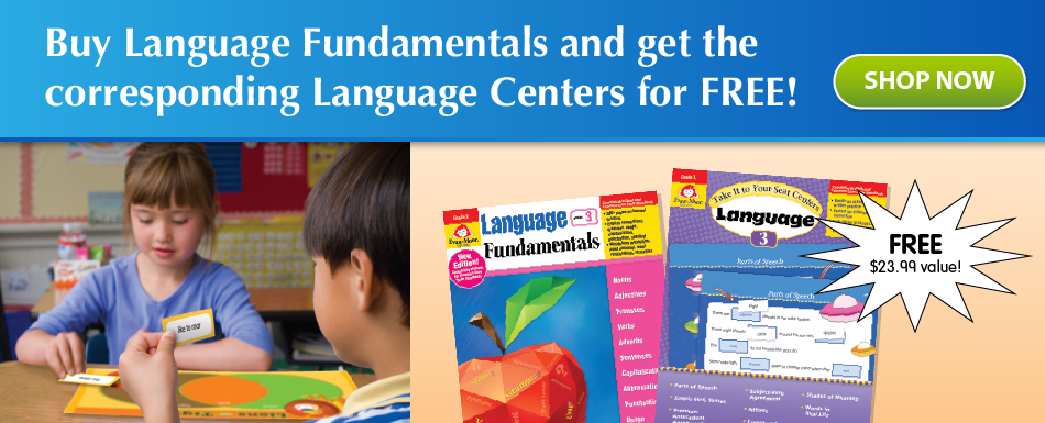 Buy Language Fundamentals and get the corresponding Language Centers for Free