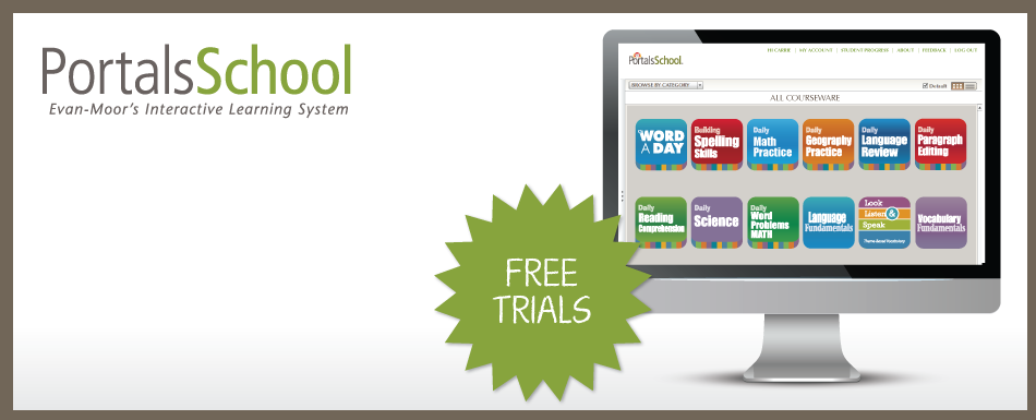 Try all of our Courseware for FREE!