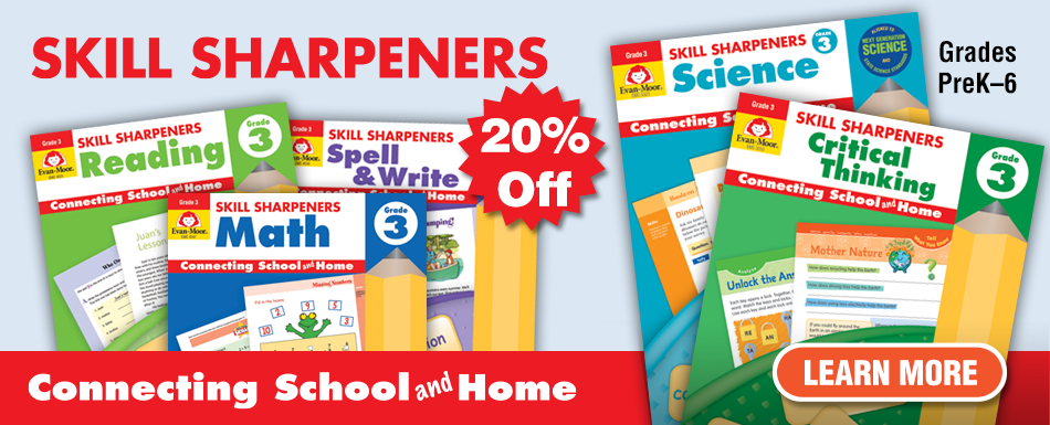 20 Off Skill Sharpeners Titles