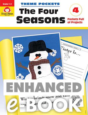 EvanMoor_Theme_Pockets_The_Four_Seasons__Teacher_Reproducibles_Ebook