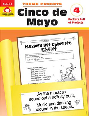 Theme Pockets: Cinco de Mayo, Grades 1-3 - E-book