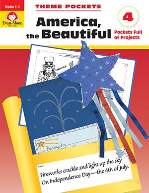 EvanMoor_Theme_Pockets_America_the_Beautiful_Grades_13__Teacher_Reproducibles_Ebook