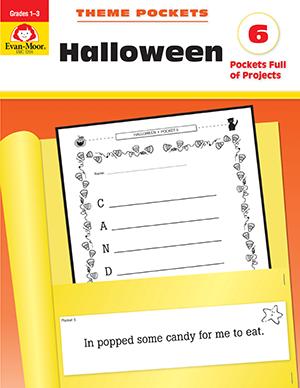 EvanMoor_Theme_Pockets_Halloween_Grades_13__Teacher_Reproducibles_Ebook