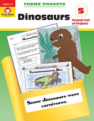 EvanMoor_Theme_Pockets_Dinosaurs_Grades_13_Teacher_Reproducibles_Ebook