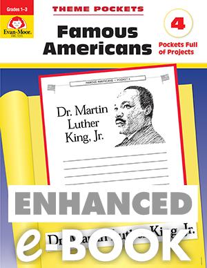 EvanMoor_Theme_Pockets_Famous_Americans_Grades_13__Teacher_Reproducibles_Ebook