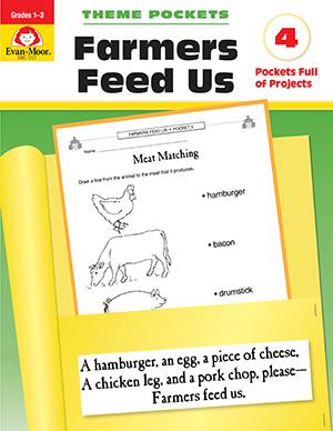 EvanMoor_Theme_Pockets_Farmers_Feed_Us_Grades_13__Teacher_Reproducibles_Ebook