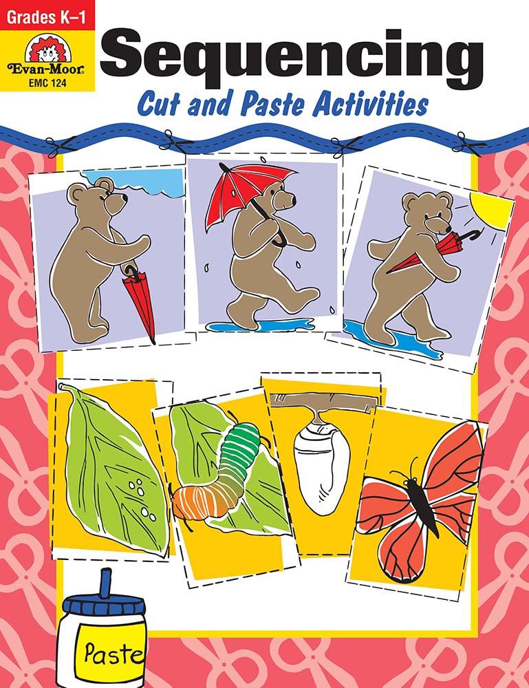 EvanMoor_Sequencing_Cut_and_Paste_Activities_Grades_13__Teacher_Reproducibles_Print