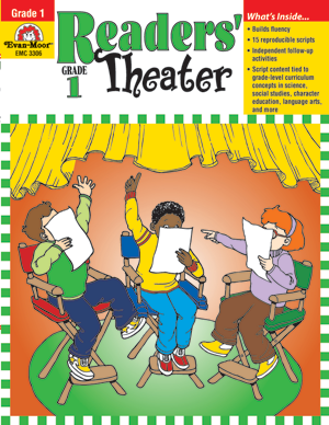 Readers' Theater, Grade 1 - Print