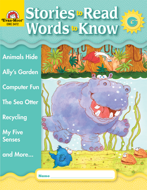 Stories to Read, Words to Know: Grades 2 (Level G) -  Student Edition