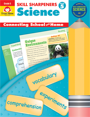 Skill Sharpeners: Science, Grade 5 - Activity Book
