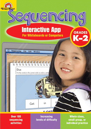 Sequencing, Grades K-2 - Interactive Learning Games