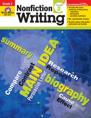 Nonfiction Writing, Grade 2 - Teacher's Edition - Print
