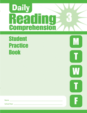 Daily Reading Comprehension, Grade 3 - Student Book