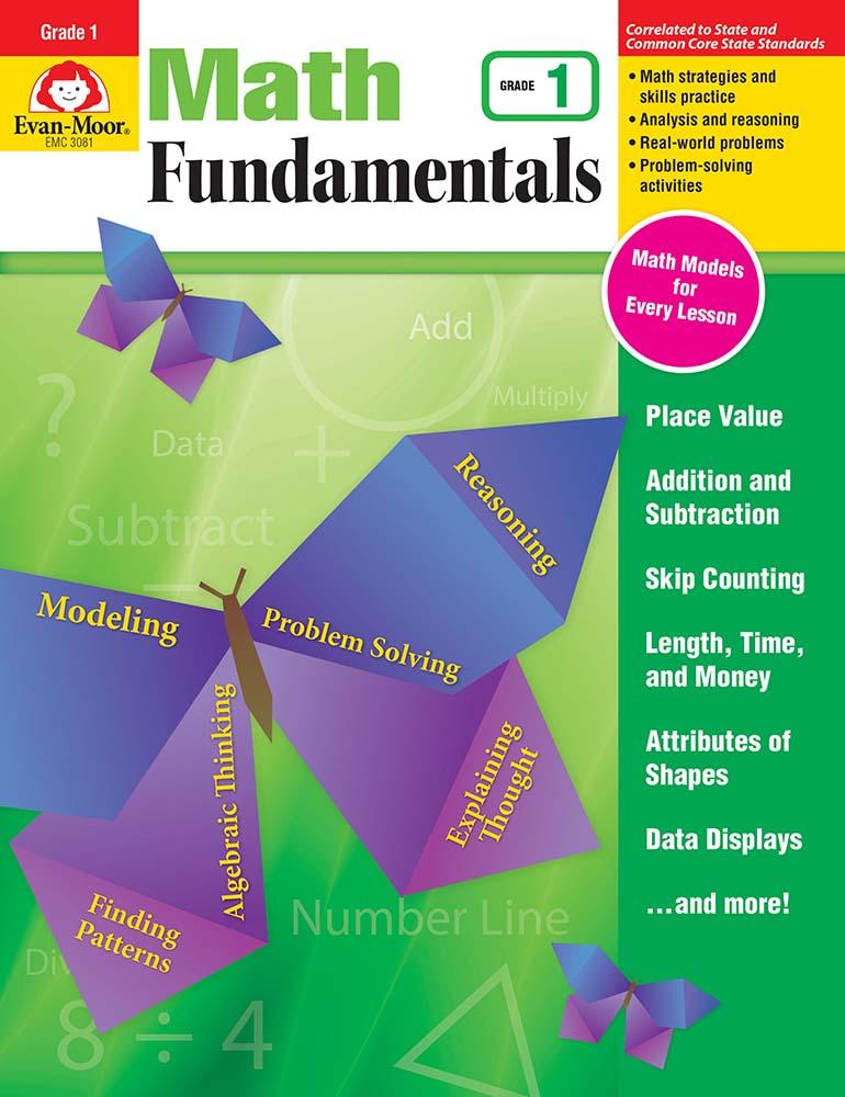 Math Fundamentals, Grade 1
