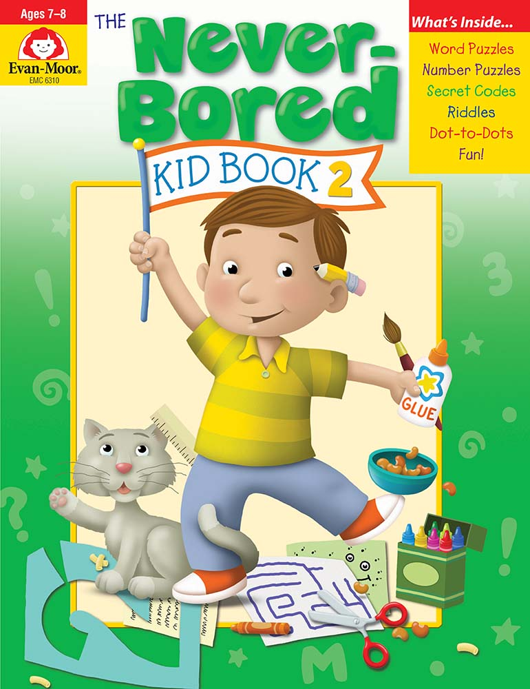 The Never-Bored Kid Book 2