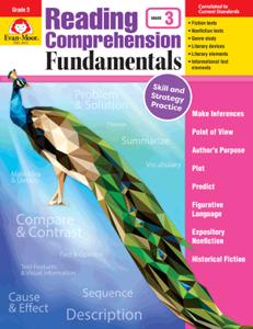 Picture of Reading Comprehension Fundamentals, Grade 3 - Teacher's Edition, Print