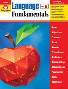 Picture of Language Fundamentals, Grade 6 - Teacher Reproducibles, Print