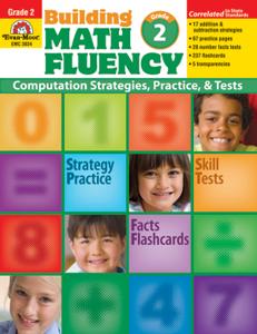 Picture of Building Math Fluency, Grade 2 - Teacher Reproducibles, Print