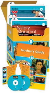 Picture of Hot Topics: High Interest Reading, Set B (Grades 4-8+)-Core Classroom Kit