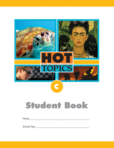Picture of Hot Topics: High Interest Reading, Set C (Grades 4-8+) - Student Edition (6-Pack)-
