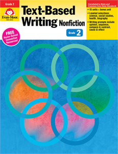 Picture of Text-Based Writing, Grade 2 - Teacher's Edition, Print