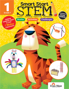 Picture of Smart Start - STEM (Science, Technology, Engineering and Math), Grade 1