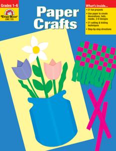 Paper Crafts- Teacher Reproducibles, E-book