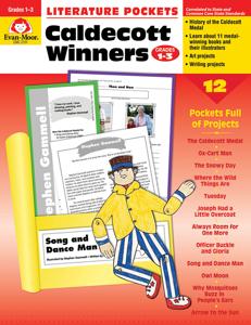 Literature Pockets: Caldecott Winners, Grades 1-3 - Teacher Reproducibles, E-book