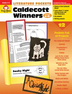 Literature Pockets: Caldecott Winners, Grades 4-6 - Teacher Reproducibles, E-book
