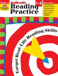 Authentic Reading Practice, Grades 1-3 - Teacher Reproducibles, E-book