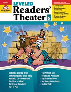 Leveled Readers' Theater, Grade 6 - Teacher Reproducibles, E-book