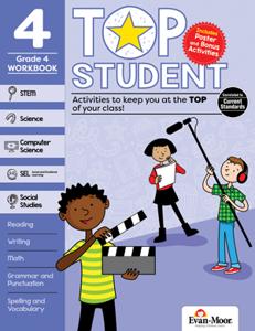 Top Student, Grade 4 - Activity Book