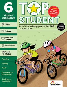 Top Student, Grade 6 - Activity Book