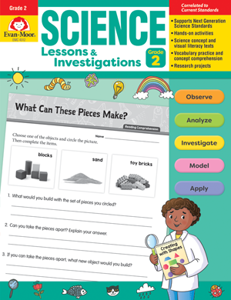 Science Lessons and Investigations, Grade 2 - Teacher's Edition, E-book