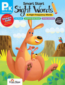 Smart Start: Sight Words, Grade PreK