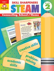 Skill Sharpeners: STEAM, Grade 2