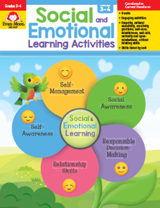 Social and Emotional Learning Activities, Grades 3-4 - Teacher's Edition, E-book