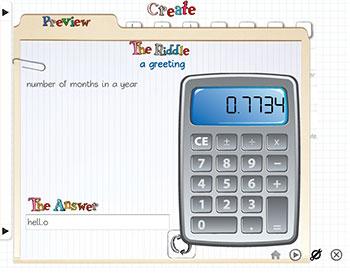 Riddle Me Math