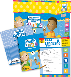 Daily Centers for Balanced Literacy