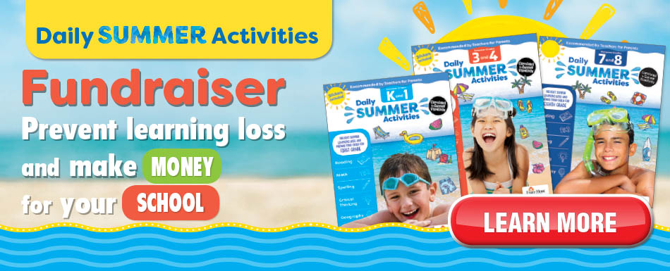 Daily Summer Activities Fundraiser