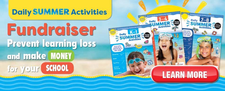 Daily Summer Activities Fundraiser