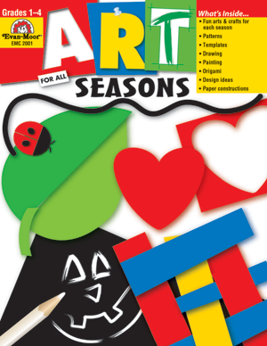 Picture of Art for All  Seasons, Grades 1-4 - Teacher Reproducibles, Print