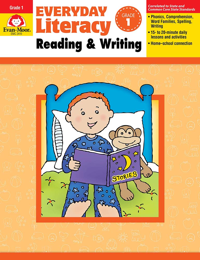Picture of Everyday Literacy: Reading and Writing, Grade 1 - Teacher's Edition