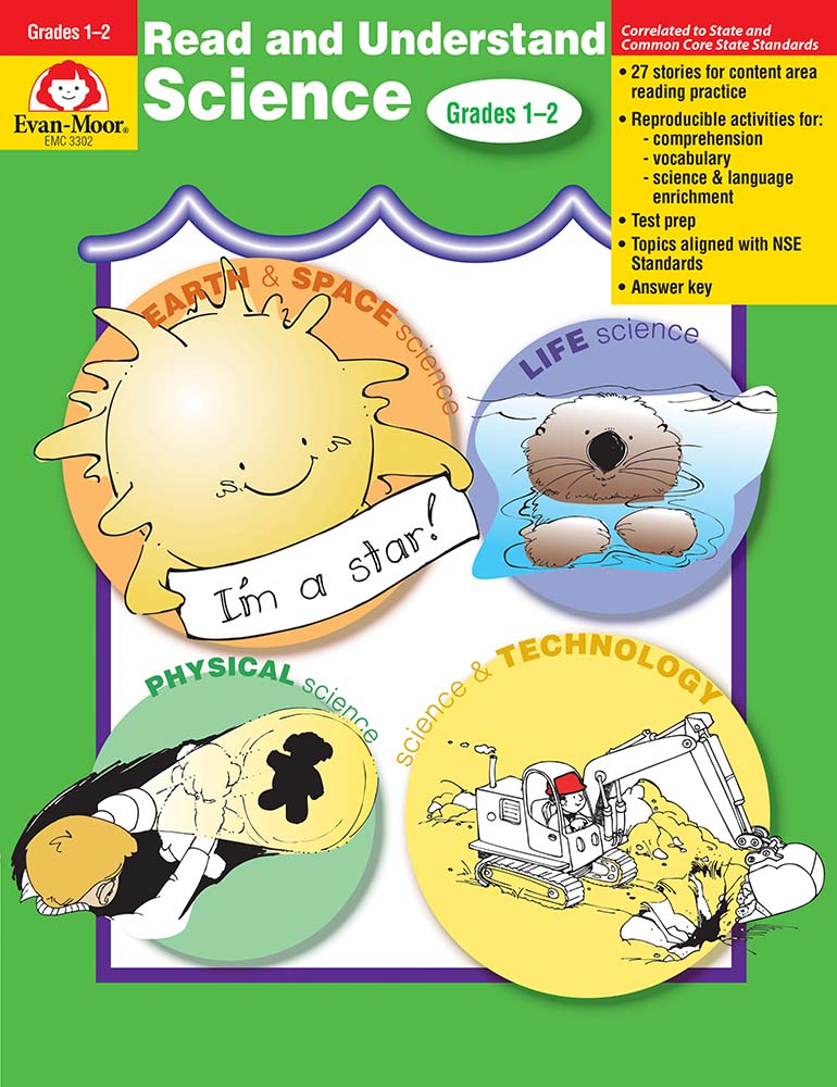 Picture of Read and Understand Science, Grades 1-2 - Teacher Reproducibles, Print
